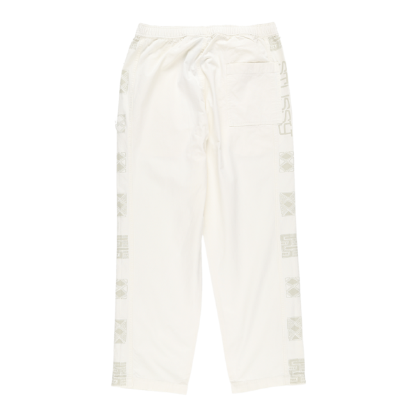 Stussy Panel Easy Pants - Natural