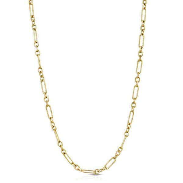Joy Dravecky Knot Today Layering Necklace - Gold