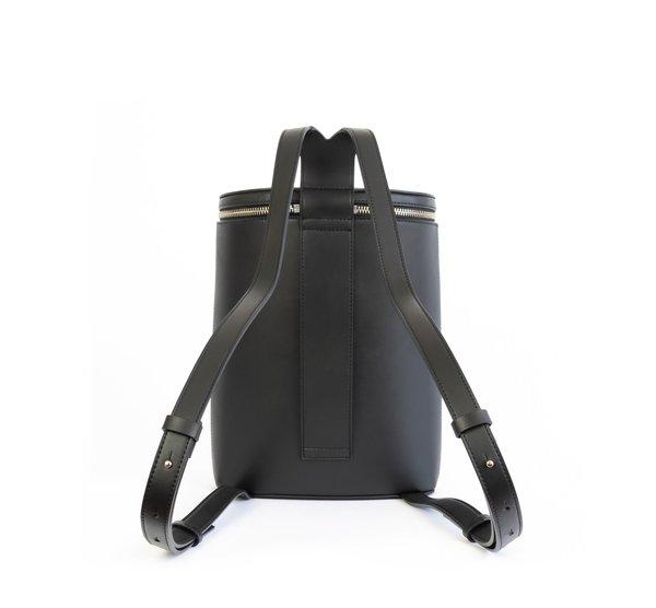 Sydney Brown Ines Backpack - Black