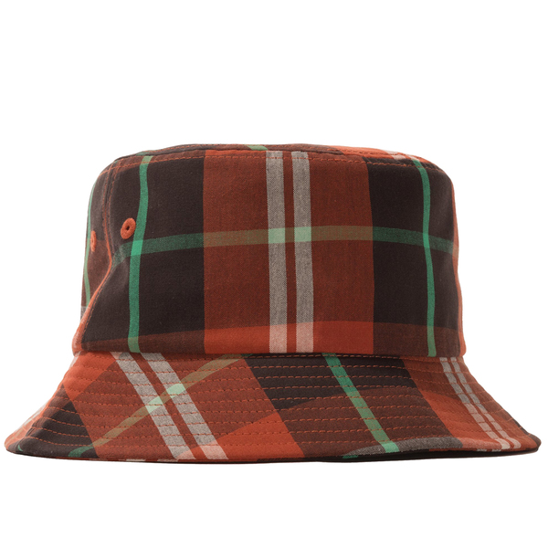Stüssy big logo madra bucket hat - Orange