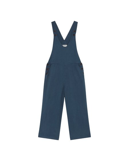Thinking Mu Mono Hemp Kasai - Blue
