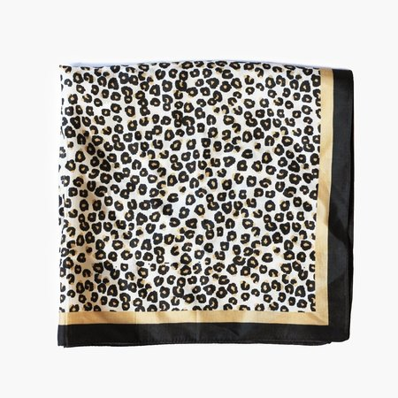 Pattino Shoe Boutique Able Emerson Scarf - Cheetah