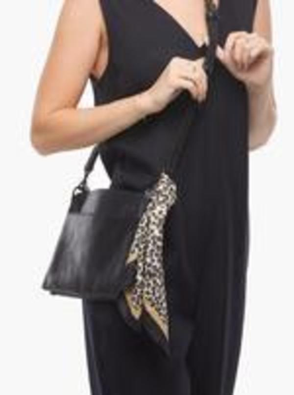Pattino Shoe Boutique Able Emerson Scarf - Cheetah