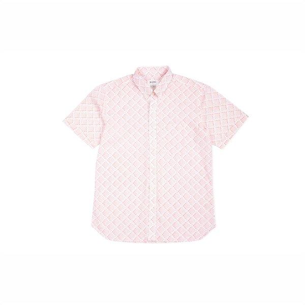 Kardo Don Shirt - Pink Scales