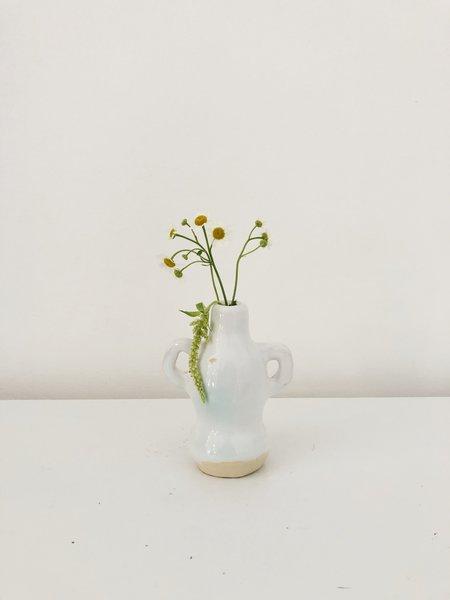Ri-Ri-Ku Mini Double Handle Vase