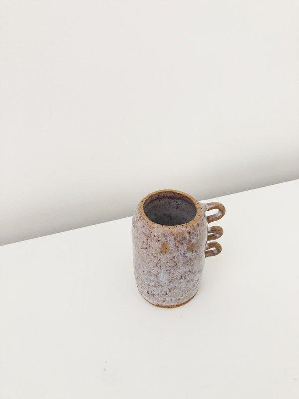 Ri-Ri-Ku Mini Squiggle Handle Vase