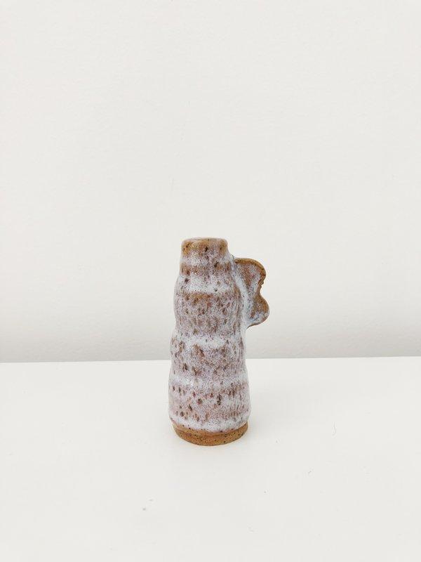 Ri-Ri-Ku Handle Vase - Purple