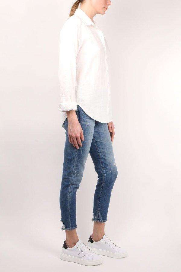 amannna Bleecker Shirt - White