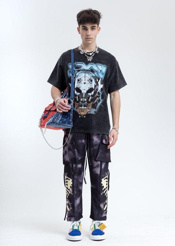 LXVI Ribcage Pants - Black