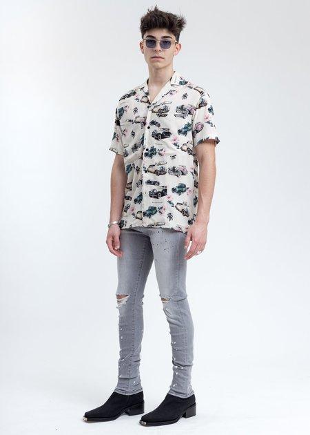 Represent Vintage Car Short Sleeve Shirt