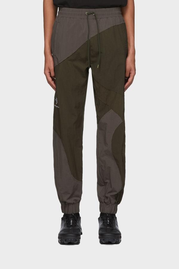 Han Kjøbenhavn Track Curve Pants - Crepe Army