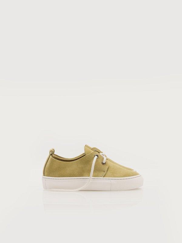 Kids Zuzii Footwear Sneakers - Avocado