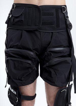 Namilia Tactical Cage Bag - Black
