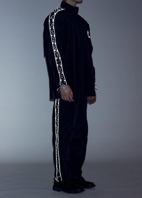 Hyein Seo Track Jacket - Black