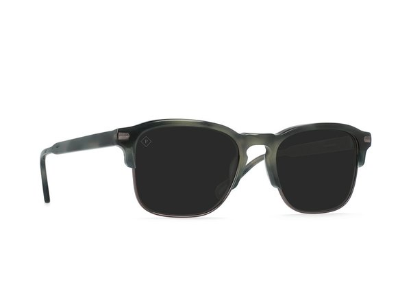 Raen Wiley Alchemy Sunglasses - Charcoal Tortoise