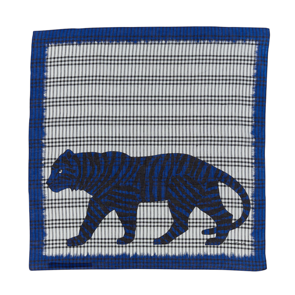 Inouitoosh Tiger Bandana - Blue