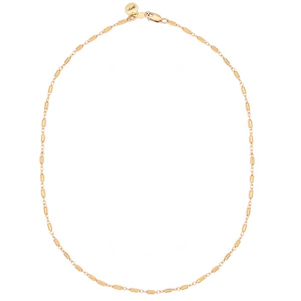 Mod + Jo Mon Cheri Shorty Necklace - Gold