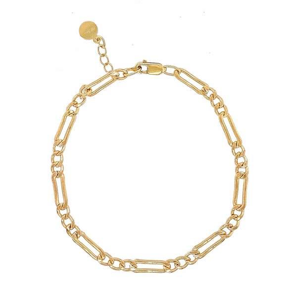 Mod + Jo Sasha Chain Bracelet - Gold