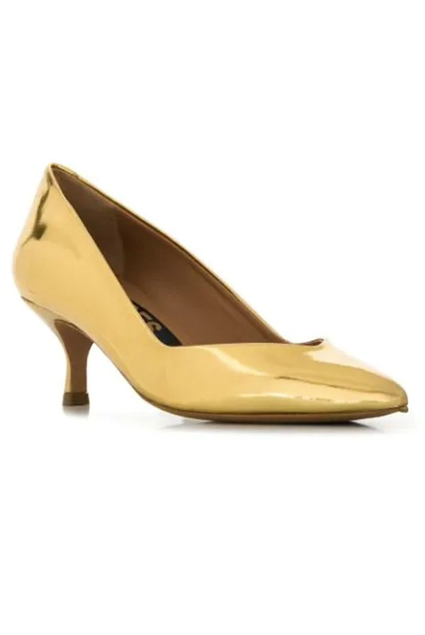 Golden Goose VALERIE PUMPS - GOLD