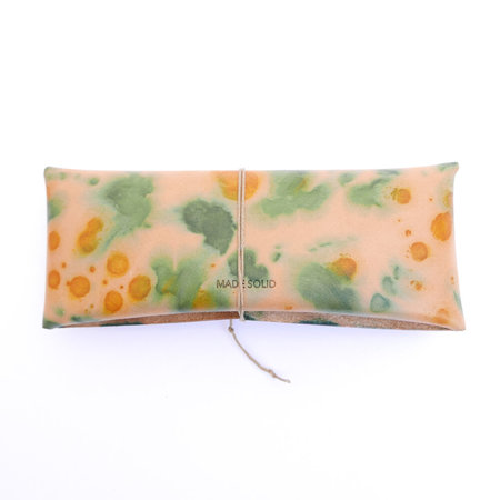 Made Solid Glasses Case - Multi Color Tie Dye