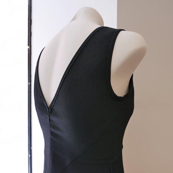 Rachel Comey Agate Dress - Pebble Black