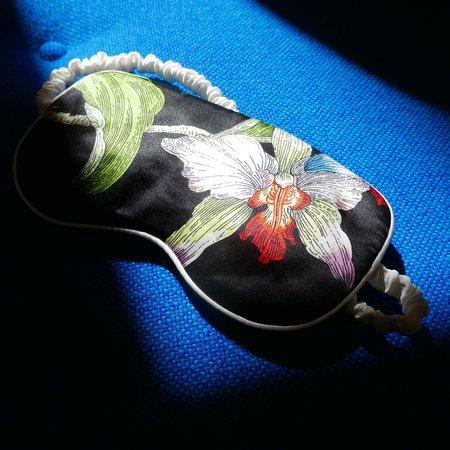 Olivia Von Halle Beatrice Silk Eyemask