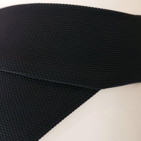Casa Raki Paula Bikini Bottom - Textured Black