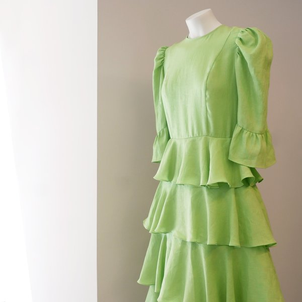 BATSHEVA Spring Layer Dress