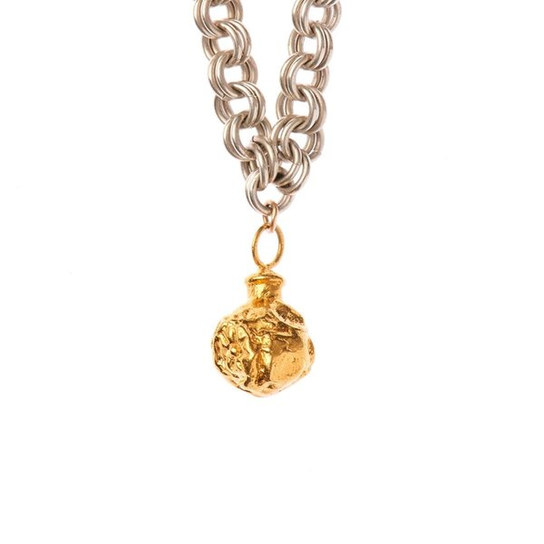 Alighieri The Tale of the Woven Anchor Necklace