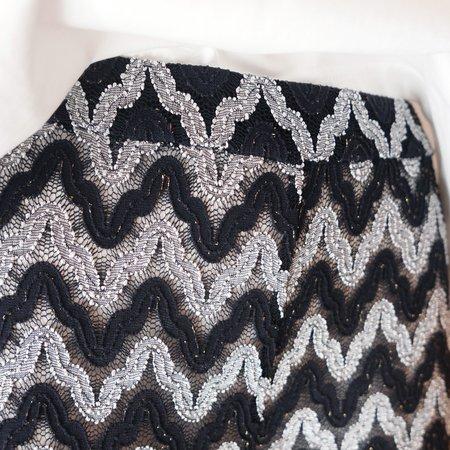 Rachel Comey Wharf Pant - Squiggle Lace Black