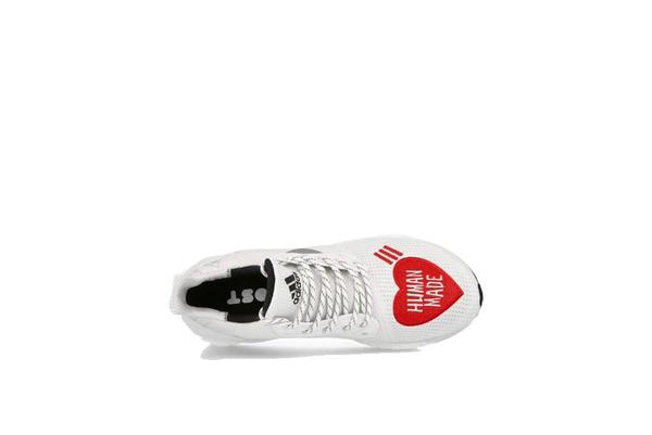 adidas Solar Human Made Sneaker - White/Red