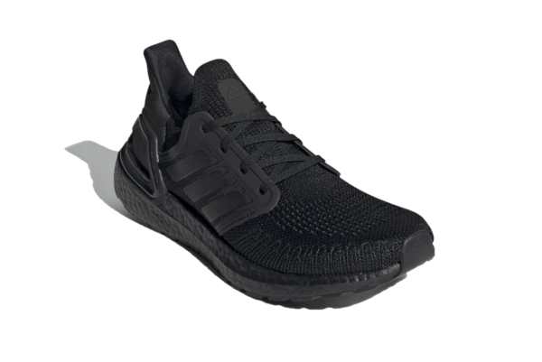 adidas Ultraboost 20 Sneaker - Black/Black