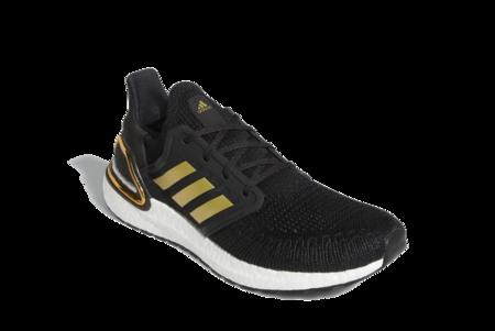 adidas Ultraboost 20 Sneaker - Black/Gold