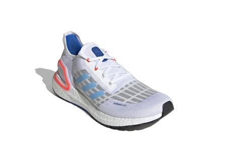 adidas Ultraboost Summer Ready Sneaker - White/Blue