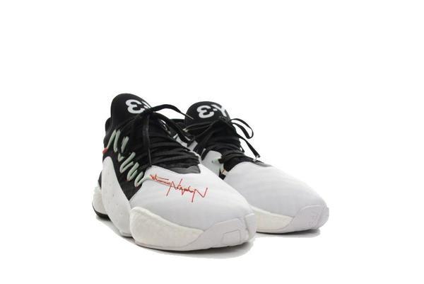 adidas x Y-3 BYW Basketball Trainer - White/Black