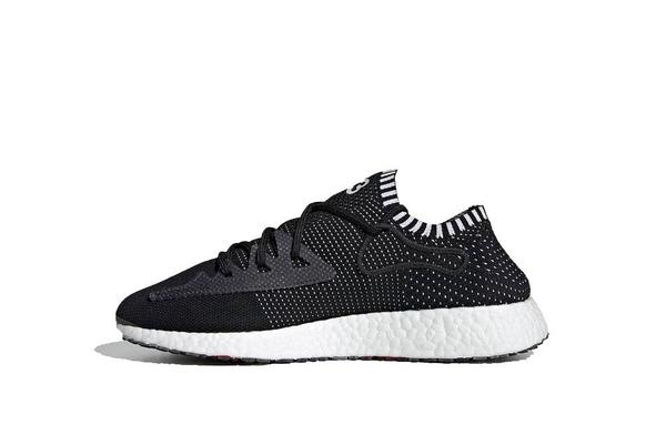 adidas x Y-3 Ratio Racer Sneaker - Black/White