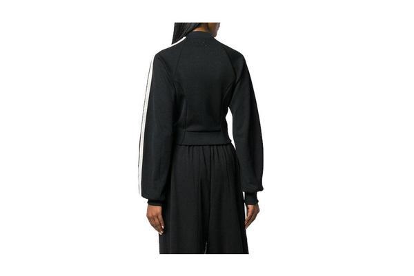 adidas x Y-3 Striped Crew Sweater - Black