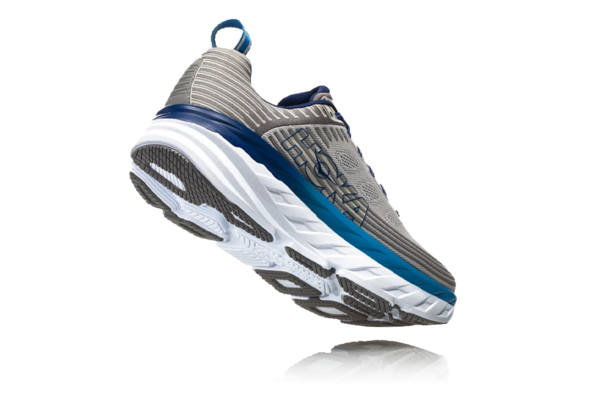 HOKA ONE ONE Bondi 6 Sneaker - Grey/Blue