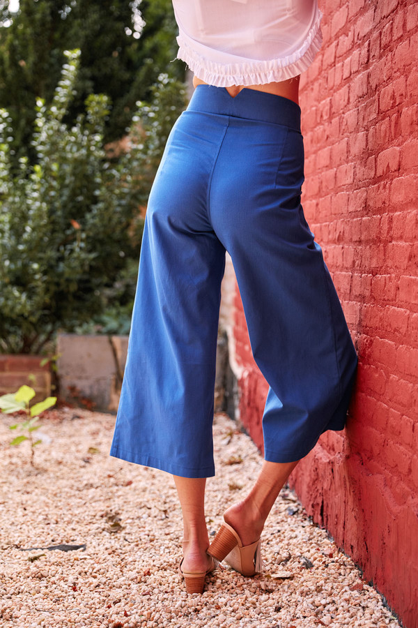 Gabrielle Pants Royal