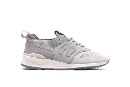 Difuminar escocés Residencia  New Balance 997R Light Grey M997DS2 | Garmentory