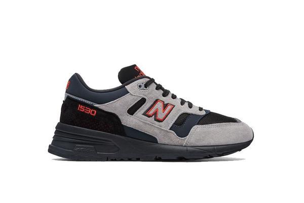 New Balance Sneaker - Red/Grey