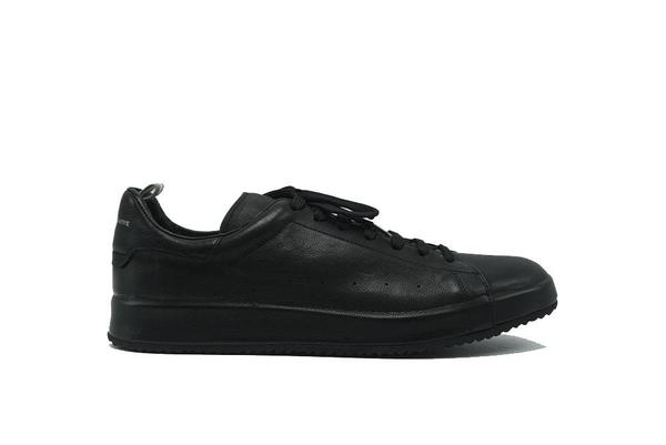 Officine Creative Giano Black Ace Sneakers - Black Lux