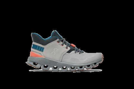 ON running Cloud Hi Edge Sneaker - Glacier/Shadow