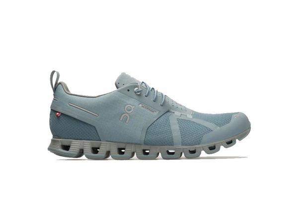 ON running Cloud Waterproof Sneaker - Cobble/Lunar