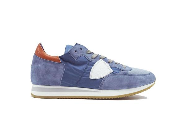 Philippe Model Tropez Sneaker - Avion Blue