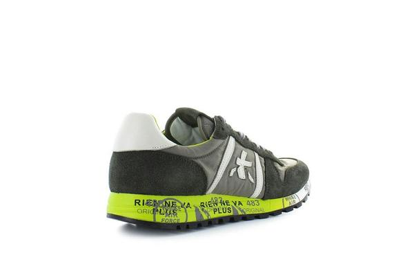 Premiata Eric Sneaker - Green/Forest