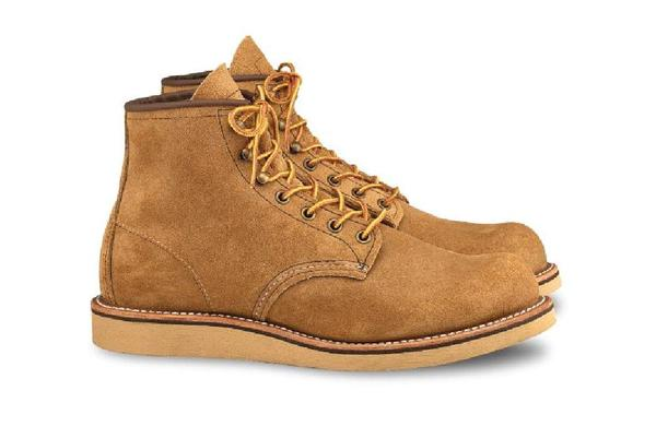 Red Wing Shoes Boot Rover
