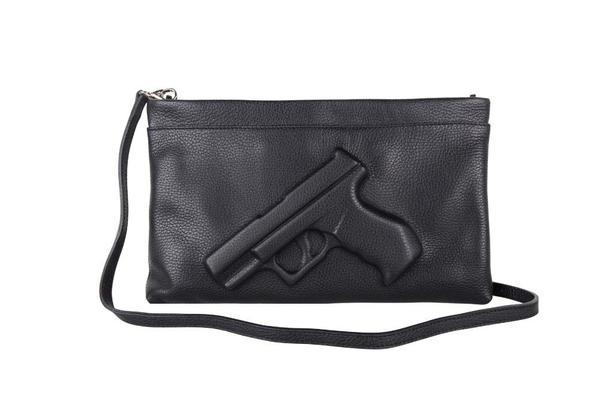 Vlieger & Vandam GA Gun Clutch - Black
