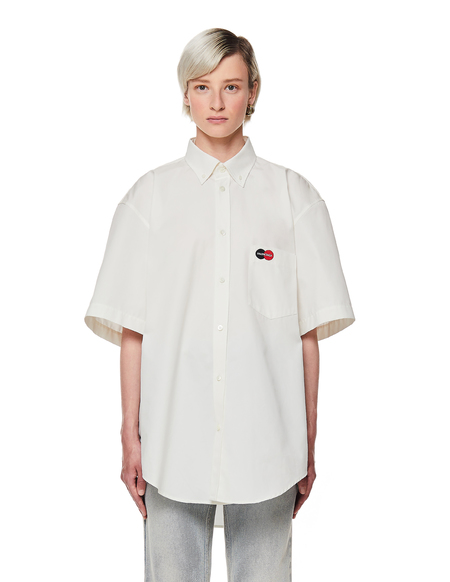 Balenciaga Cotton Uniform Shirt