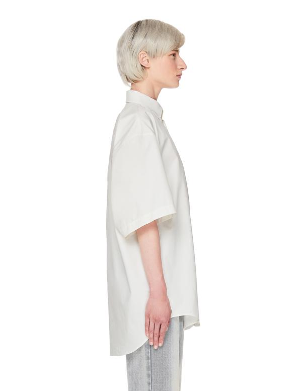 Balenciaga Cotton Uniform Shirt
